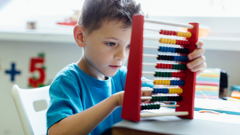 The neural network learns like a child